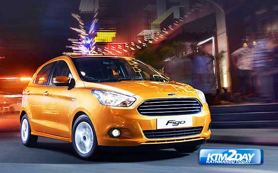 All New Figo launched in Nepal