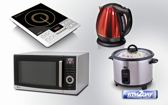 Electric cookers demand rise in Nepali market