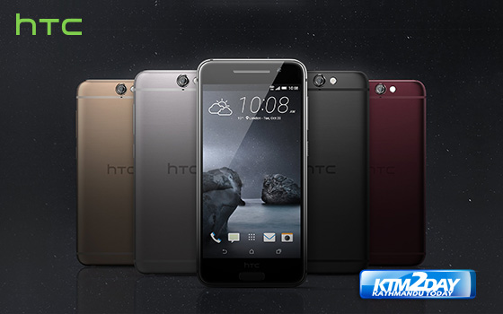 HTC One A9 launched in Nepal