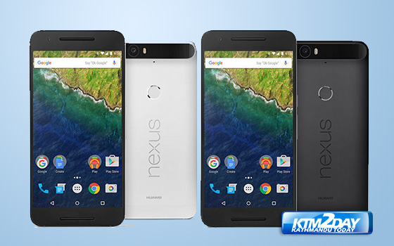 Huawei Nexus 6P open for bookings