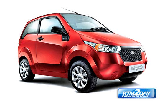 Demand for Reva e2o revs up