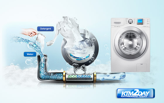 LG and Samsung introduces new models of washer-dryers