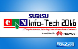 CAN Info-Tech 2016 to be held from Jan 28