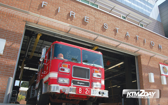 Kathmandu to boast one more fire brigade