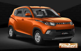 Mahindra KUV 100 to launch by April end
