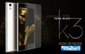 Colors Pearl Black K3