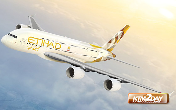 Etihad Airways announces global sale