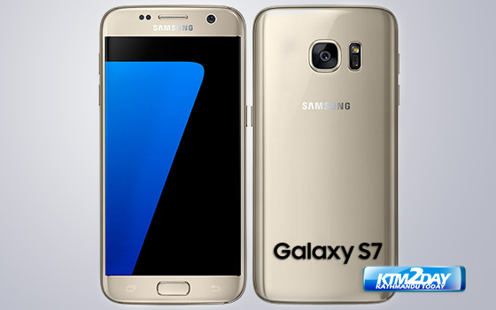 Samsung Galaxy S7 launched in Nepal