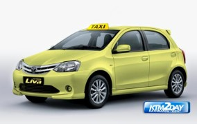 Toyota Etios Liva G cab launched in Nepal