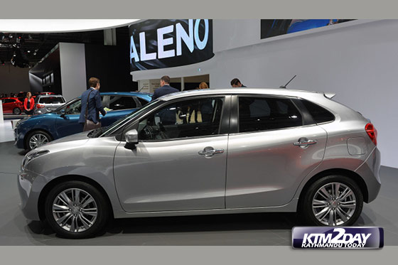 Suzuki Baleno set for mid-May launch