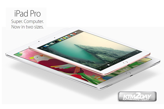 Apple iPad Pro Price in Nepal