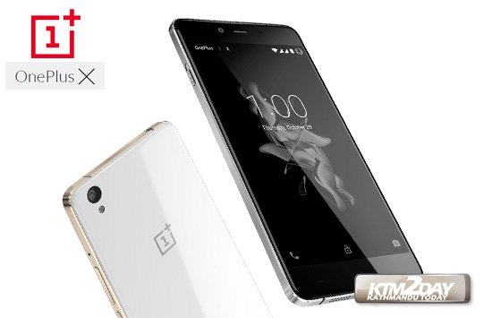 OnePlus X smartphone launched in Nepal