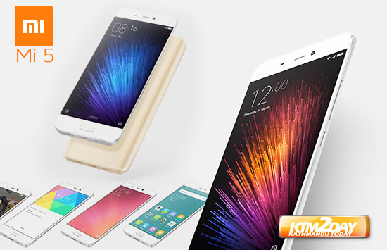 Xiaomi Mi 5 launched in Nepal