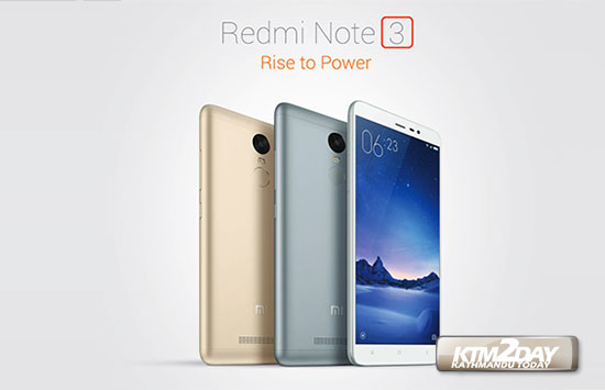 Xiaomi Redmi Note 3 Price In Nepal