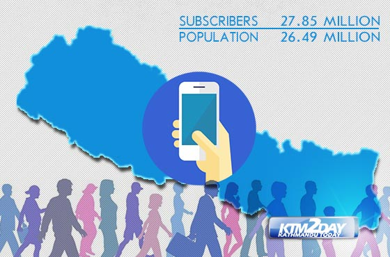mobile-subscribers-nepal