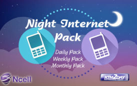 Ncell introduces Night Data Packs