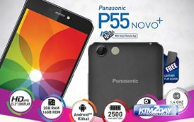 Panasonic launches new smartphones in Nepali market
