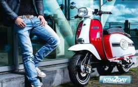 Scomadi Scooters launched in Nepal