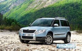 Skoda Yeti 2016 launched in Nepali market