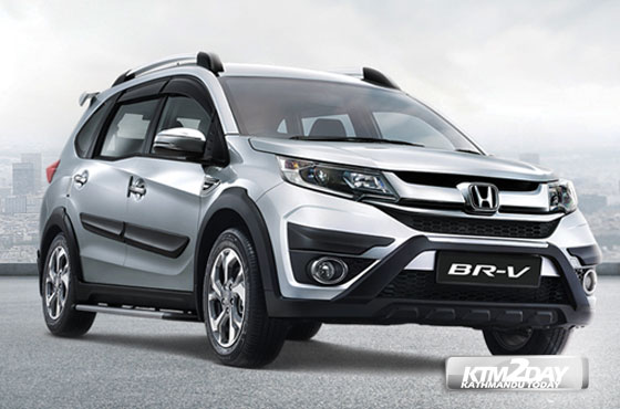 Honda Br V Launching Soon In Nepal Ktm2day Com
