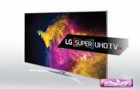 LG Super UHD TV launched in Nepal