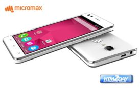 Micromax Canvas Selfie 4 launched in Nepal