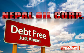 Nepal Oil Corp. becomes debt free