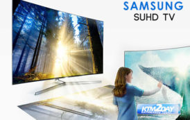 Samsung India launches SUHD TV in Nepali market