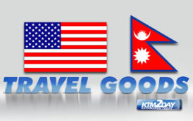 USA provides Nepal duty-free access to travel goods