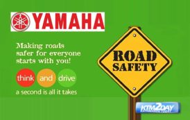 Yamaha organizes workshop on road safety