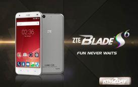 ZTE Smartphones launched in Nepali market