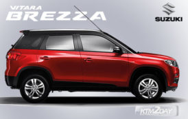 Suzuki Vitara Brezza launched in Nepal