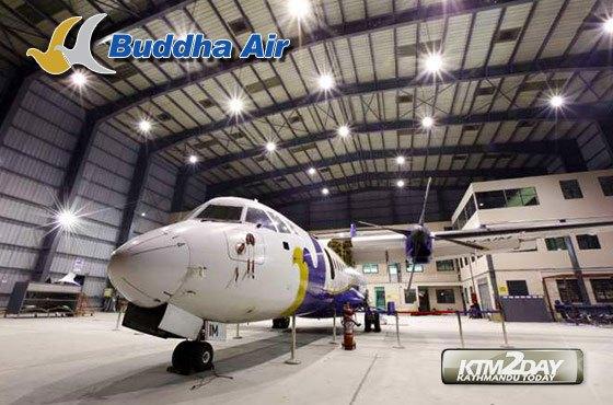 Buddha-Air-MRO