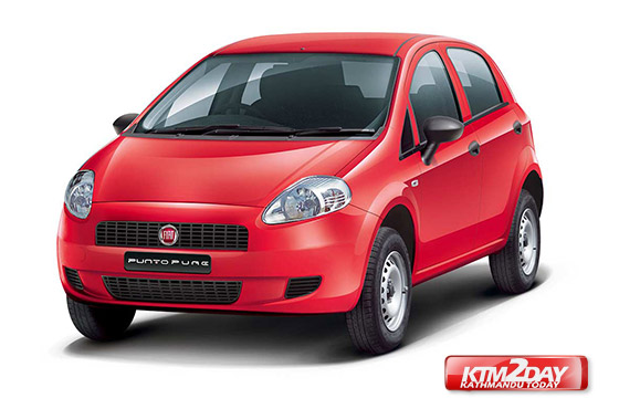 Fiat Punto Pure launched at NADA Auto Show