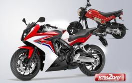 Honda Navi and Honda CBR 650F launched in Nepal