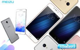 Meizu Smartphones launched in Nepali market