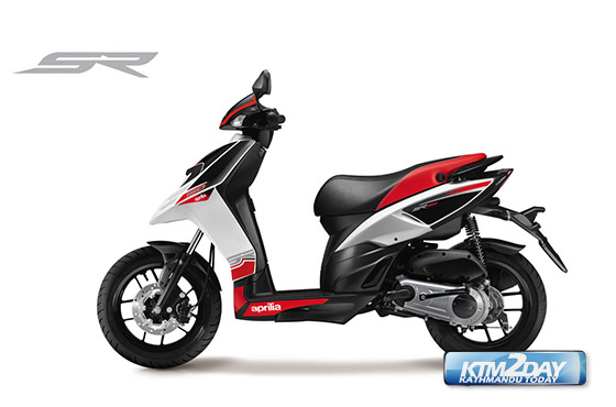Aprilia SR 150 crossover scooter to launch in December