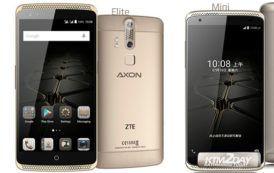 ZTE launches Axon Elite and Axon Mini in Nepal