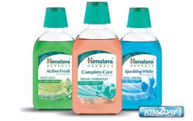 Himalaya Mouthwash Launched in Nepali market