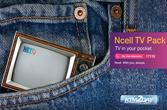 ncell-tv-pack