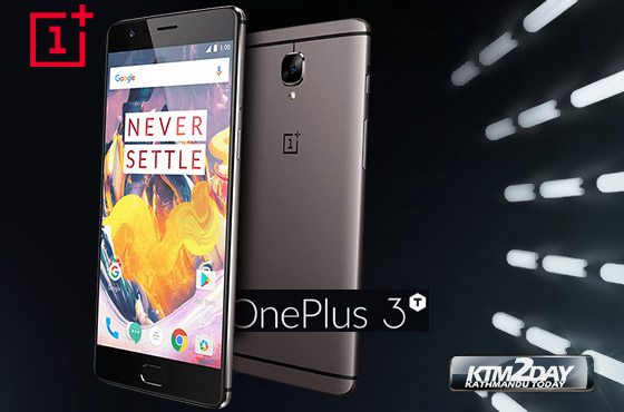 Oneplus 3T launched with Snapdragon 821