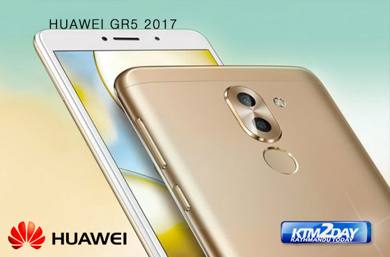 Huawei GR5 2017 launched in Nepal