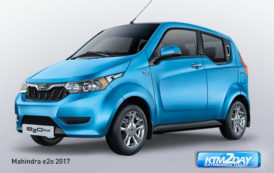 Mahindra unveils the latest e2o Sportz