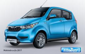 Mahindra unveils the latest e2o Sportz