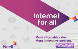 Ncell launches data packs at affordable rates