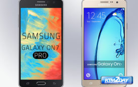 Samsung Galaxy On 7 Pro launched in Nepal