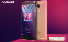 Coolpad Smartphones launched in Nepal