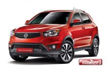 SsangYong Korando C launched in Nepal