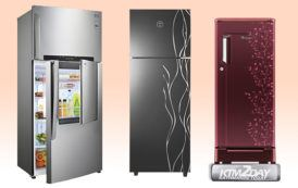 Latest Refrigerators 2017 in Nepal
