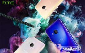 HTC launches U Play,One X9 and Desire 825 in Nepal